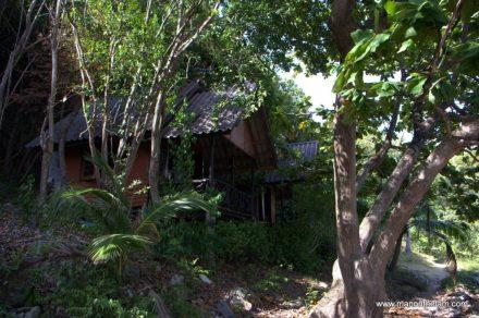 Abandoned Bungalows, Koh Ma, Thailand
