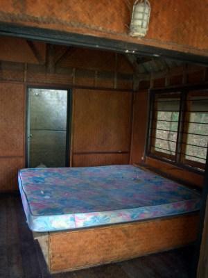 Bungalow bedroom, Koh Ma