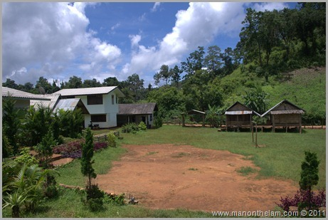 Hill Tribe School 2, Hill Trek, Northern Thailand