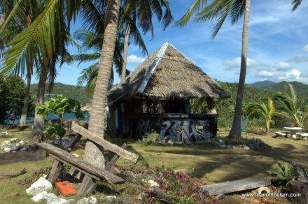 Hut, Koh Ma