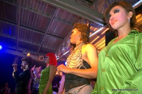 Ladyboys, Starz Cabaret, Koh Samui, Thailand