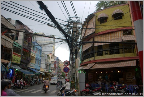 electrical wiring in Ho Chi Minh