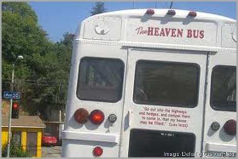heaven bus