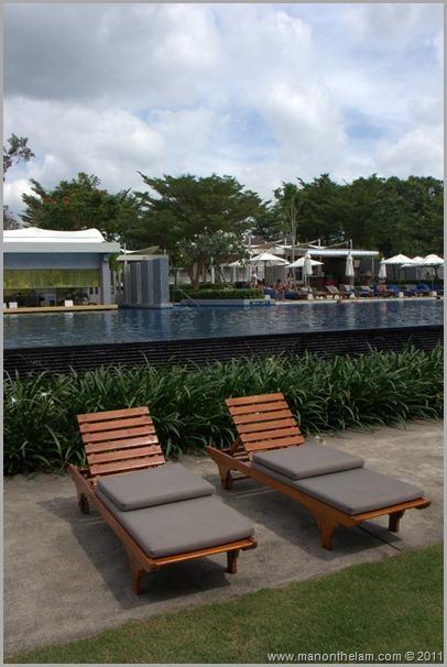 Pool at Sheraton Krabi Spa and Resort, Krabi Thailand Best of Travel 2011 Photo