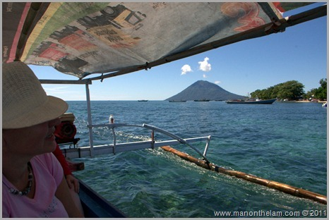 Snorkelling trip, Bunaken Island, Indonesia -- things to do in Manado