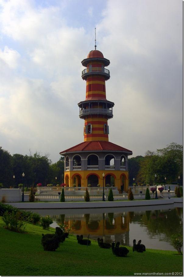 Ho Withun Thasana, Bang Pa-in Palace, Ayutthaya, Thailand
