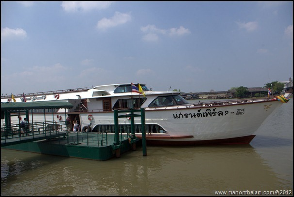 GetYourGuide Ayutthaya to Bangkok River Tour