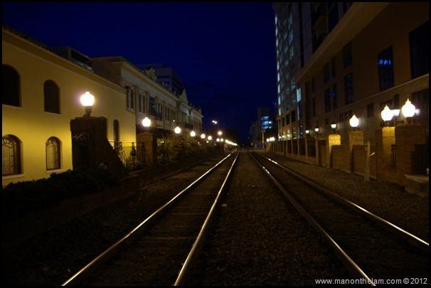 Train tracks, Church Street, Orlando -- paranormal activity -- American Ghost Adventures, Orlando, Florida - Aeroplan