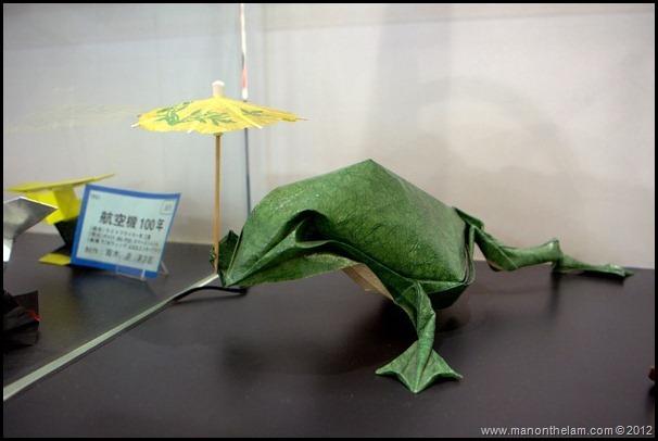 Japan Origami Museum -- Narita Airport -- Tokyo, Japan 24