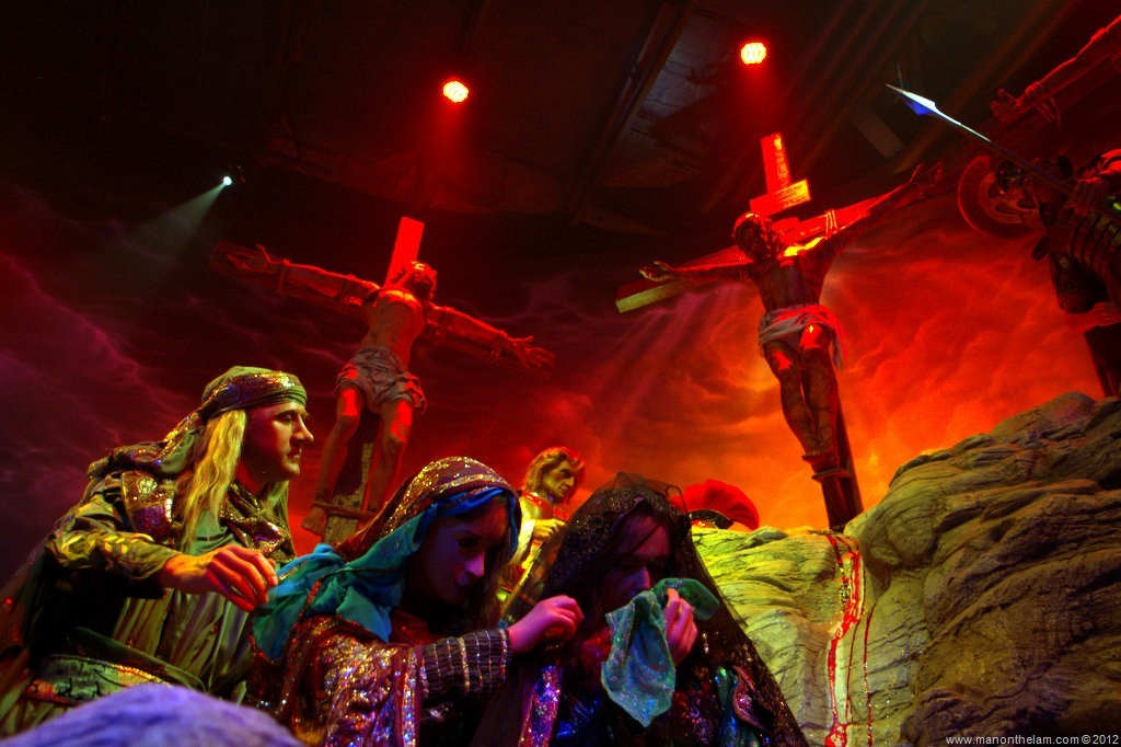 The-Cruxifixion-of-Jesus-Christ-Christus-Wax-Figures-Holy-Land-Experience