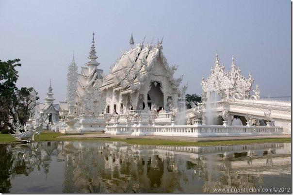 Chiang Rai's White Palace