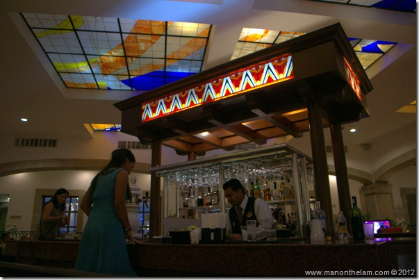 Lobby Bar  -- Hotel Marina El Cid Spa & Beach Resort in Mexico's Mayan Riviera
