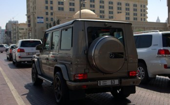 $98,000 for a License Plate? Yep, We Must be in Dubai...