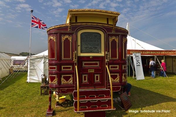 Fancy Caravan