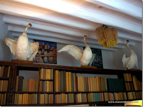 Salvador Dali House Mueum, Port Lligat, Cadaques, Spain 4309x2868-084