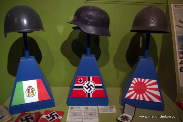 Italian Nazi Japanese propaganda
