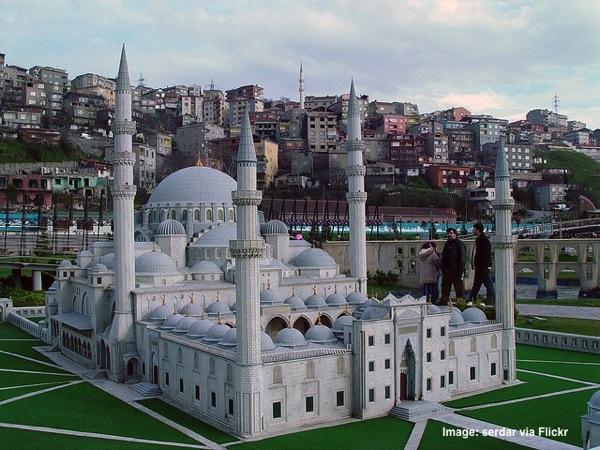 Miniaturk Istanbul Turkey