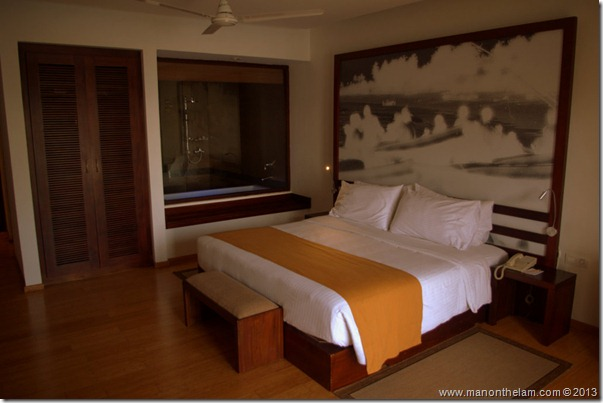 Room at Jetwing Sea Hotel, Negombo, Sri Lanka