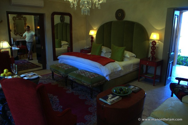 Suite, La Residence, top hotels and resorts, readers choice awards, conde nast, cntraveler, Franschoek South Africa 006