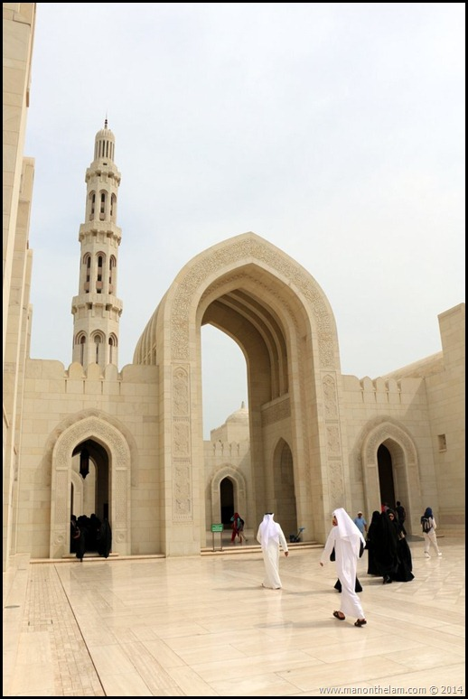 Sultan Qaboos Grand Mosque, Muscat, Oman (22)