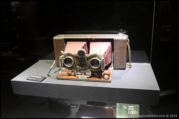 Vintage camera -- Penang Camera Museum, George Town, Penang, Malaysia