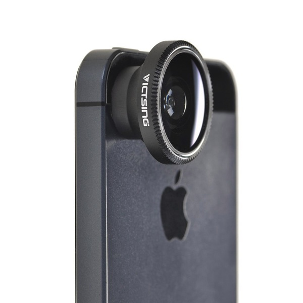 Fisheye Lens for iPhone Android Windows phone Christmas stocking stuffer gift ideas for men who travel
