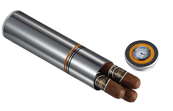 Travel Cigar Humidor Christmas stocking stuffer gift ideas for men