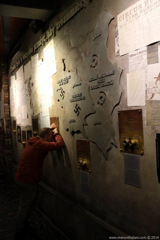 Warsaw Uprising Museum, Poland-142