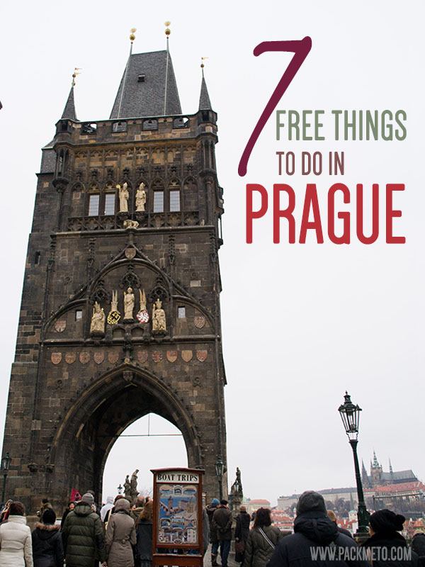 7 Free Things to Do in Prague Pack Me To Top 100 Travel Blog Posts of 2014 by Social Shares