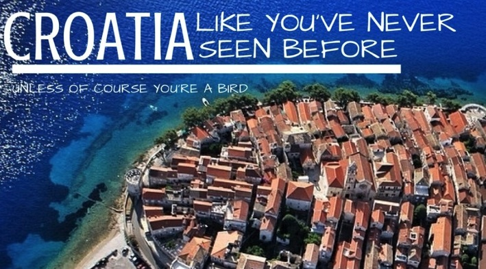Croatia Like You ve Never Seen Before Unless of course You re a Bird Chasing The Donkey Top 100 Travel Blog Posts of 2014 by Social Shares
