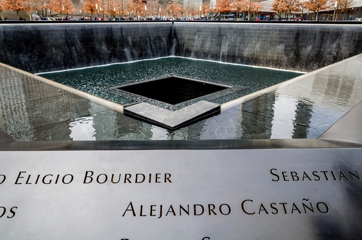 Memories of That Day A Visit to the September 11 Memorial Travel Addicts Top 100 Travel Blog Posts of 2014 by Social Shares