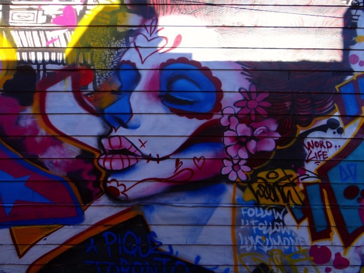 The Best Street Art and Storefronts in Toronto Bohemian Trails Top 100 Travel Blog Posts of 2014 by Social Shares