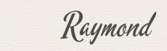 Raymond signature