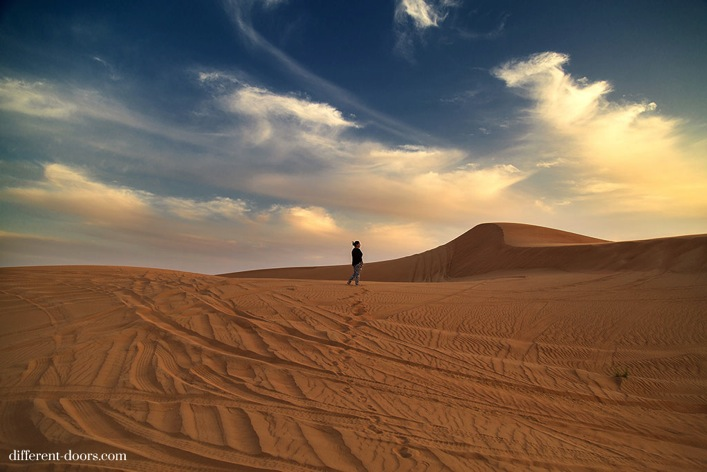 Man On The Lam  Top 100 Travel Blog Posts of 2015 so far by Social Media Shares  Dubai Desert Revati