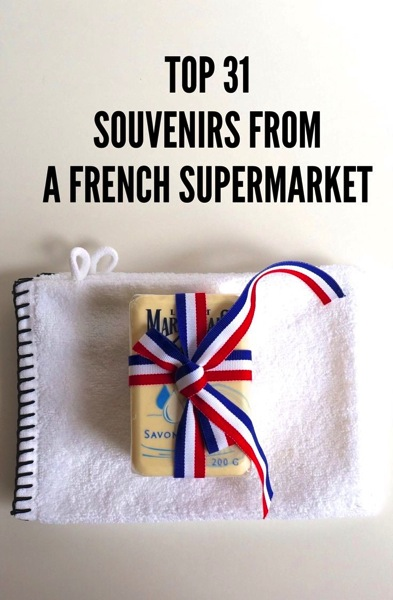 Man On The Lam Top 100 Travel Blog Posts of 2015 so far by social media shares  Best French Supermarket Souvenirs from Monoprix