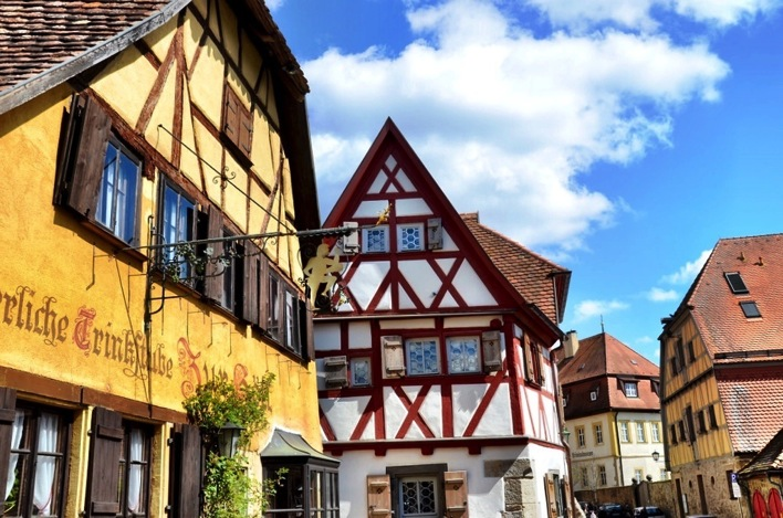 Man On The Lam Top 100 Travel Blog Posts of 2015 so far by social media shares  Rothenburg