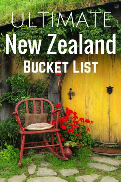 Man On The Lam Top 100 Travel Blog Posts of 2015 so far by social media shares  The Ultimate New Zealand Bucket List