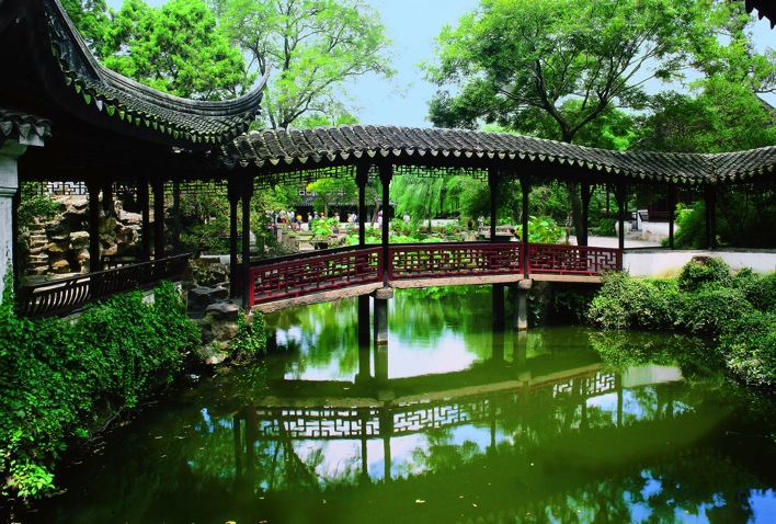 Humble Administrator s Garden  Suzhou  The Venice of China and the City of Scholars