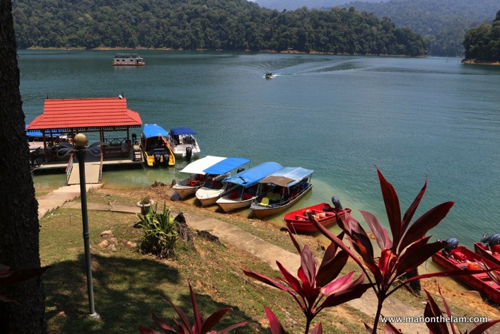 Kenyir Lake, Terengganu, Malaysia