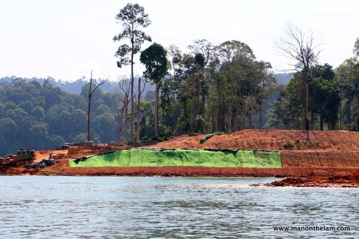 Kenyir Lake Terengganu Malaysia