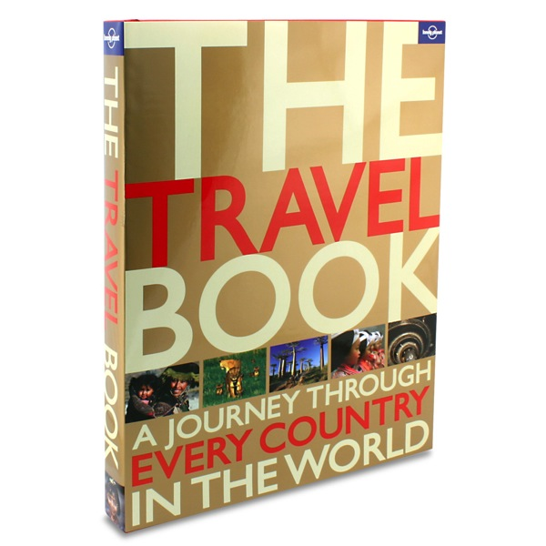 The Travel Book Lonely Planet Christmas Gift Ideas for Travellers