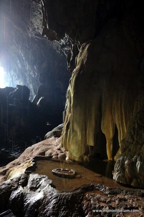 Gunung Mulu National Park  Mulu Caves Sarawak Borneo Malaysia