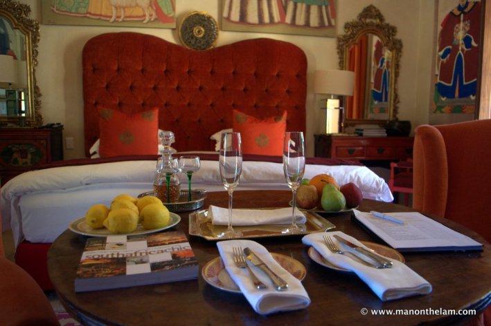 La Residence Hotel & Villas, Franschoek, South Africa