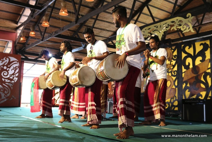 Rainforest World Music Festival Sarawak Borneo Malaysia - Harubee, from the Maldives