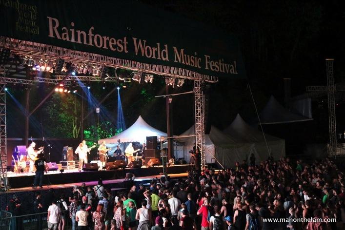 Rainforest World Music Festival Sarawak Borneo Malaysia 038