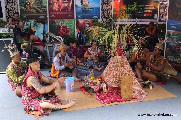 Rainforest World Music Festival Sarawak, Borneo, Malaysia