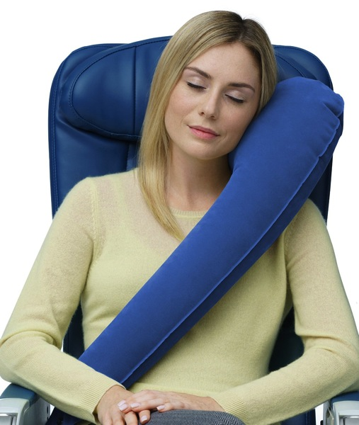 TravelRest Inflatable Travel Pillow best inflatable airline travel pillow
