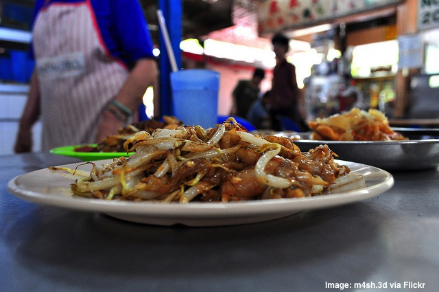Char Koay Teow food from Malaysia