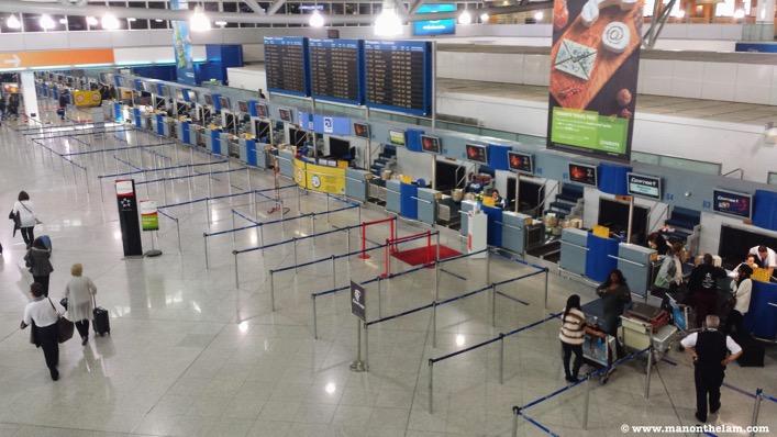 GENERIC AIRPORT SCENE