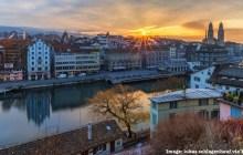 Industrial Turns Artsy in Zurich